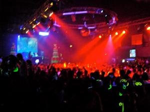 Razzmatazz main floor